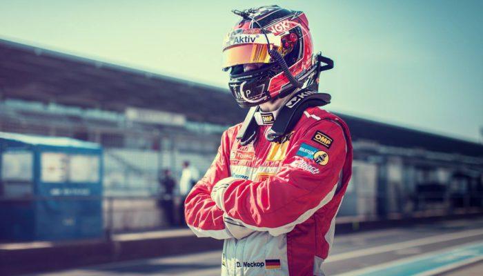 Daniel Weckop VLN Nuerburgring Nordschleife Front Bild